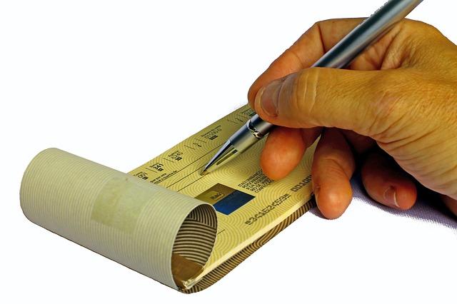 הדפסת צ'קים בבית דפוס – כמה זה עולה?